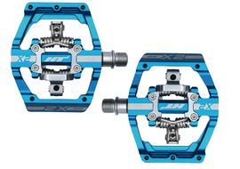 HT Components X2 Pedals Marine Blue