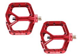 Race Face Atlas Pedals Red 2020