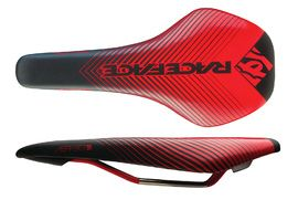Race Face Aeffect Saddle Red 2019