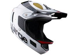 Urge Archi Enduro RR Helmet White - Black 2016
