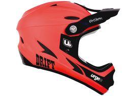 Urge Drift Helmet Red - Size Large