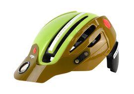 Urge Endur-o-matic 2 Helmet Brown / Green 2018