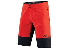 Fox Altitude Short Red (with chamois) 2017