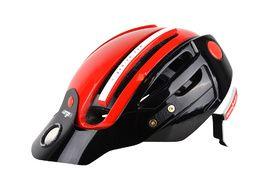 Urge Endur-o-matic 2 Helmet Black / Red 2018