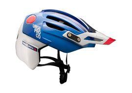 Urge Endur-o-matic 2 RH Helmet Blue / White 2018