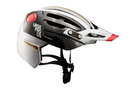 Urge Endur-o-matic 2 RH Helmet Black 2019