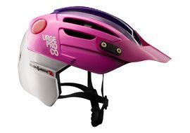 Urge Endur-o-matic 2 Helmet Pink / Purple / White 2018