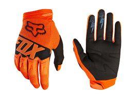 Fox Dirtpaw Race Gloves Orange 2018