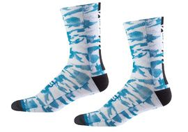 Fox Creo Trail 8'' socks Teal 2018