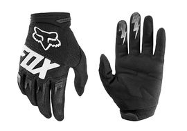 Fox Dirtpaw Race Gloves Black 2018