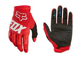 Fox Dirtpaw Race Gloves Red 2018