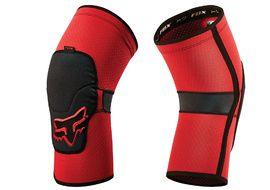 Fox Launch Enduro Knee Pads Red