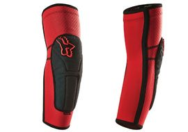 Fox Launch Enduro Elbow Pads Red 2018