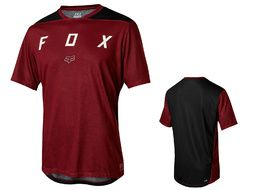 Fox Indicator Mash Short Sleeve Jersey – Red