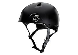 Fox Flight Sport Helmet Black 2020