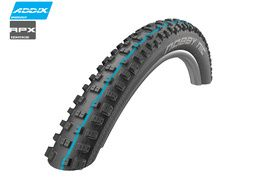 "Schwalbe Nobby Nic Tubeless Easy Apex Tire 27,5"" - Addix Speedgrip 2018"