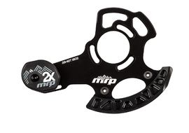 MRP 2X Chain guide Black