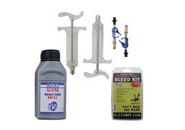Bleedkit Avid / Sram / Formula Bleed kit Professional (With fluid) 2018