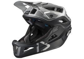Leatt DBX 3.0 Enduro V1 Helmet Grey / Black 2018