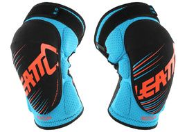 Leatt 3DF 5.0 Knee Guard Blue 2018