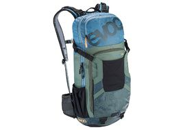 Evoc FR Enduro 16L Team Blue / Olive 2018