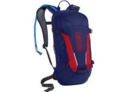 Camelbak Mule Hydration Pack Navy Blue / Red 2018
