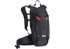 Camelbak Kudu 8 Pack Black and Orange