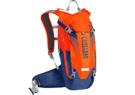 Camelbak Kudu 8 Pack Orange and Blue