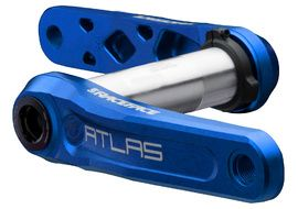 Race Face Atlas Cinch Crank Arms Blue (No BB) 2020
