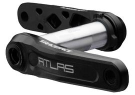 Race Face Atlas Cinch Crank Arms Black (No BB) 2020