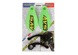 AVS Hand Guard with plastic support - Light Green 2019