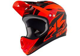 Kenny Down Hill Helmet Orange 2019