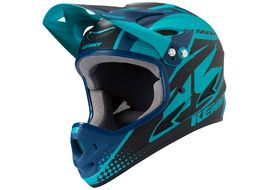 Kenny Down Hill Helmet Turquoise 2019
