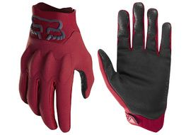 Fox Attack Fire Gloves Red