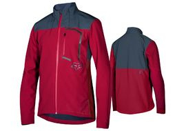 Fox Attack Fire Jacket Red/Blue