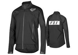 Fox Attack Water Jacket Black 2018