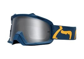 Fox Air Space Race Goggle Blue / Yellow 2018