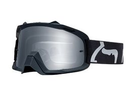 Fox Air Space Race Goggle Black/White 2018