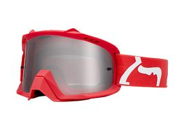 Fox Air Space Race Goggle Red/White 2018