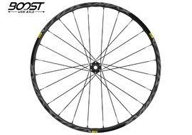 "Mavic Crossmax Elite Front Wheel Black 29"" Boost 2020"