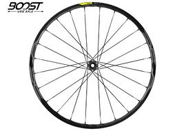 "Mavic XA Elite 27.5""  Boost Front Wheel Black 2020"