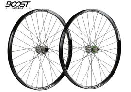 "Hope Tech 35W Pro 4 27,5"" Boost Wheelset Silver 2019"