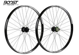 "Hope Tech 35W Pro 4 27,5"" Boost Wheelset Black 2019"