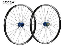 "Hope Tech 35W Pro 4 27,5"" Boost Wheelset Blue 2019"