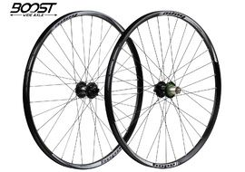 Hope Tech Enduro Pro 4 Wheelset 29'' Boost Black 2019