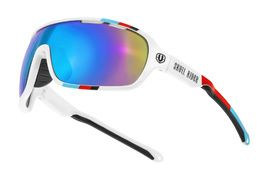 Mondraker Special Edition Sunglasses by Skull Rider - White