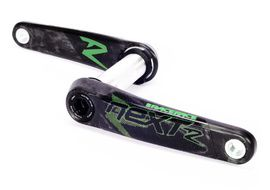 Race Face Next R Crank Arms Green 2020