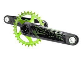 Race Face Next R Crankset Green 2020
