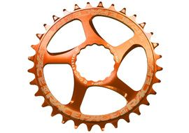 Race Face Mono Narrow Wide Direct Mount Chainring Orange 2020