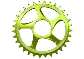 Race Face Mono Narrow Wide Direct Mount Chainring Green 2020